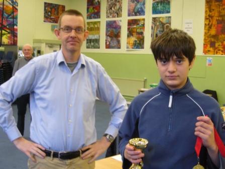 Worcestershire Chess Association: junior chess